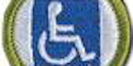 Disability Awareness MB tickets