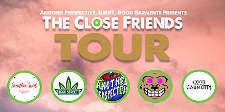 Close Friends Tour  Pop Up Shop- Los Angeles tickets