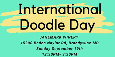 INTERNATIONAL DOODLE DAY tickets