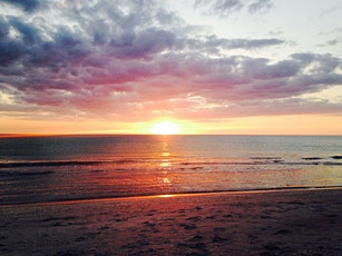 Breathe Peace Sunset Yoga and Happy Hour tickets