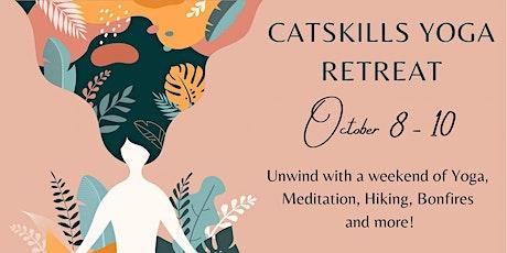 Catskills Yoga Retreat tickets