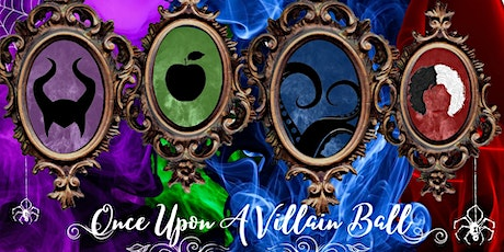 Once Upon a Villain Ball 1pm-3pm 24th October tickets
