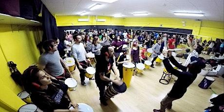 Curso de  Batucada en Sevilla, disfruta con la percusión! tickets