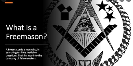 Join the Freemasons Informational tickets