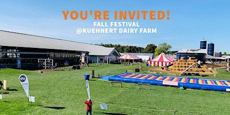 Fall Festival @Kuehnert Dairy Farm tickets