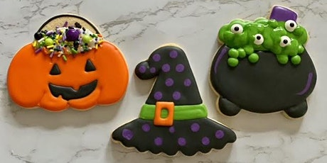 Cookie Decorating with Carried Away Cakery! tickets