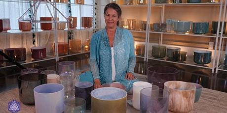 The Art of Effective Crystal Bowl playing for Sound Baths(Online Workshop) tickets