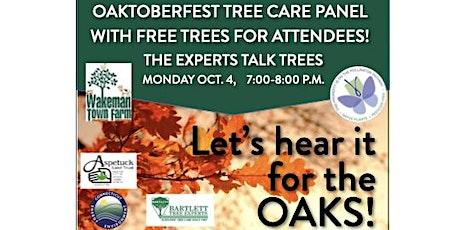 Oaktoberfest Tree Care Panel tickets