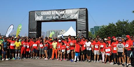 5K Run _Grand African DC tickets