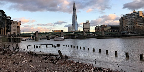 River Thames Foreshore Walk with Mike Webber tickets