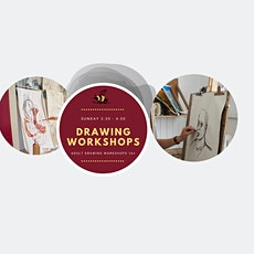 Sunday Adult Drawing  Club tickets