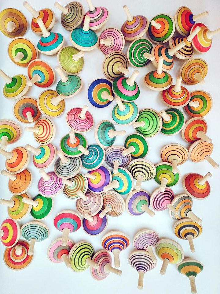 Immagine Ludoteca per bambini  (3-11 anni) - Equilibri... 2021