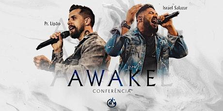 Conferência Awake ingressos