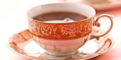 Mystic Tea Evening: Psychic Medium, Card Reader & Tea Leaves tickets