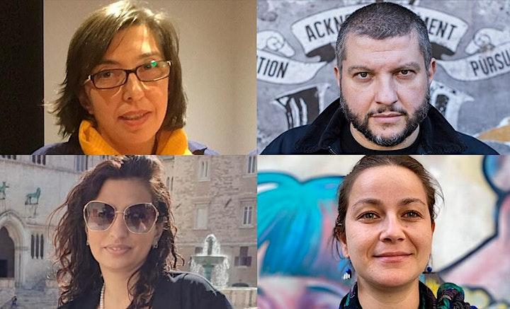 """Immagine Crisi Come Opportunità a Cosenza (24-09-2021 ore 16) per """"Music for Change"""""""