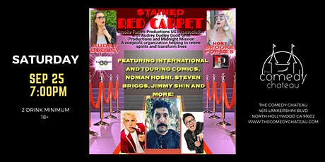Forbes Productions  presents: The Stained Red Carpet tickets