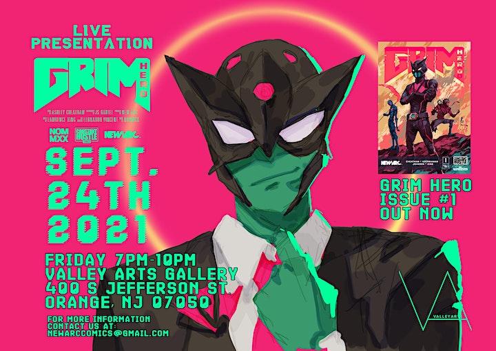 Grim Hero Live Presentation image