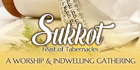 "Sukkot ""Feast of Tabernacles"" 2021 boletos"
