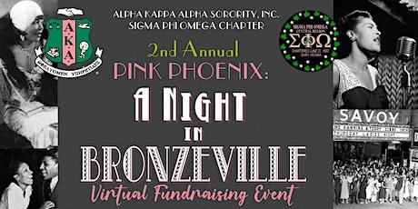 """Pink Phoenix 2021- """"A Night in Bronzeville"""" tickets"""