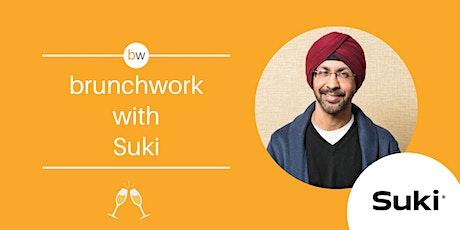 Healthtech brunchwork w/ Punit Soni (Suki) tickets
