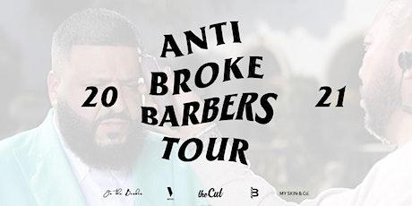 Oct. 25th - Kansas City, KS- Anti Broke Barbers Tour tickets