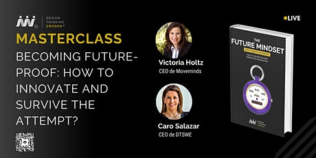 Masterclass: Learn OKRs & Future Thinking in 2 hours! + Free Ebook tickets