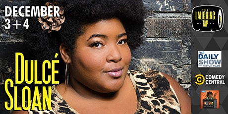 Dulcé Sloan at The Laughing Tap tickets