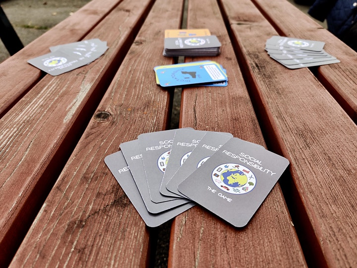 Social Responsibility: The Game | Play and get social image