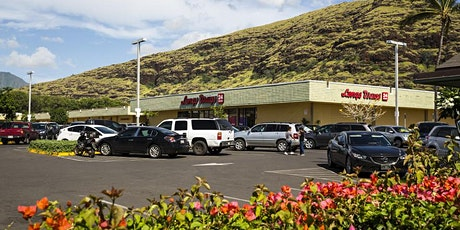 COVID-19 VACCINATIONS AT WAI'ANAE MALL tickets