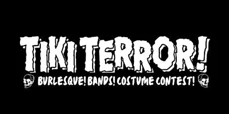 Tiki Terror ~ A Halloween Costume Party tickets
