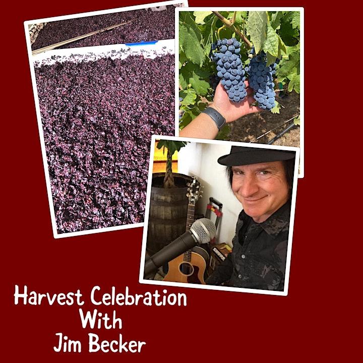 Harvest Celebration with Jim Becker image