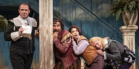 Twelfth Night (Part One) ONLINE Reading - North County series tickets