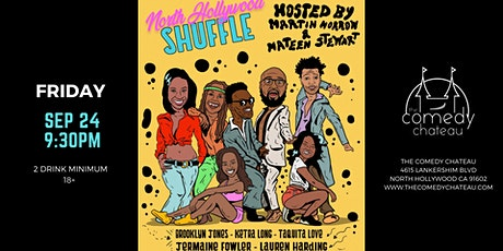 North Hollywood Shuffle at The Comedy Chateau tickets
