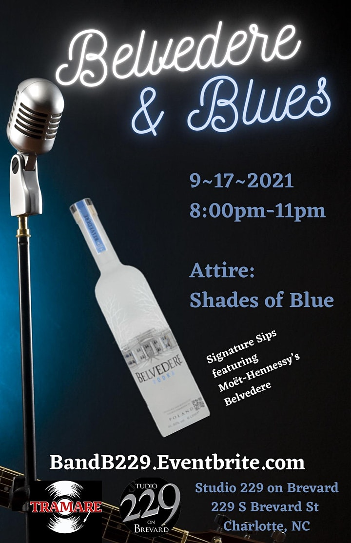 Belvedere & Blue - Wear Your Shades of Blue image