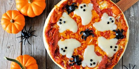 Kids Cooking: Spooky Pizza Party (Interactive - Virtual) tickets