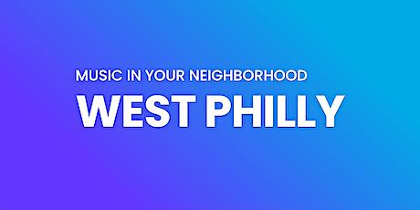 Music in Your Neighborhood tickets