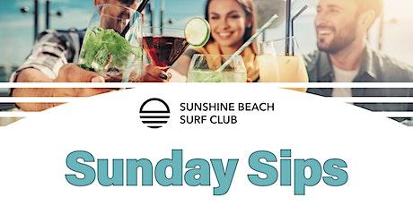 SUNSHINE & SONS + SUNSHINE SURFY presents SUNDAY SIPS tickets