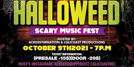 HALLOWEED MUSIC FEST tickets
