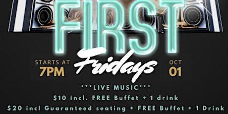 First Fridays tickets