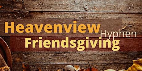 Hyphen Friendsgiving tickets