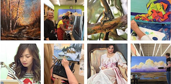 Paint Night/Workshop image