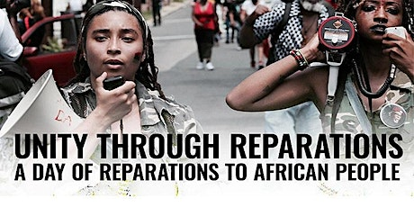 Yard Sale for Reparations! tickets