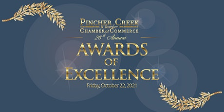 Pincher Creek Awards of Excellence 2021 tickets