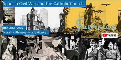 The Spanish Civil War, the Fascists General Franco, and Catholicism tickets