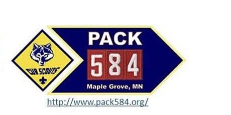 Pack 584 Open House tickets
