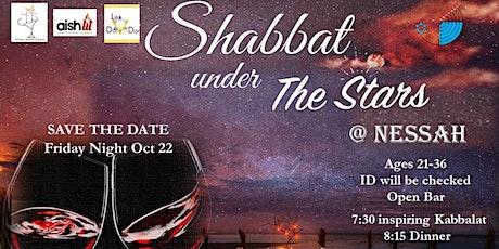 Shabbat under the Stars tickets