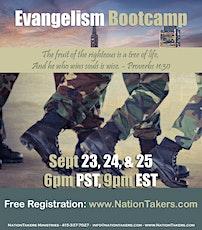 Evangelism Bootcamp tickets
