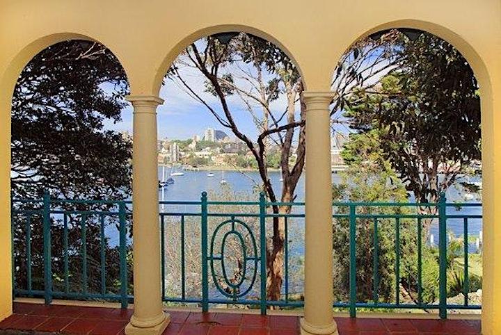 Nutcote Tour and Classic Tea  on Sydney Harbour image
