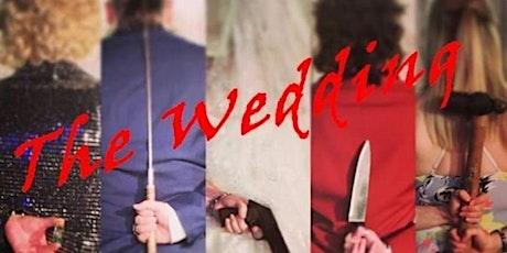Murder Mystery - The Wedding tickets