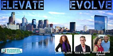 Elevate and Evolve 2021 tickets